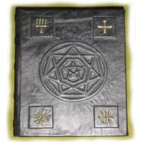 Ancient Occult Witchcraft Spell Books