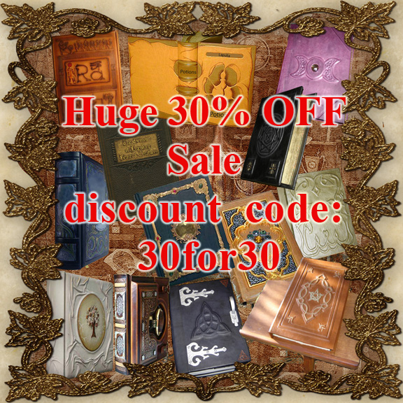 Book of Shadows 30% off Sale