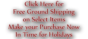 Get Free Shipping on Select Items