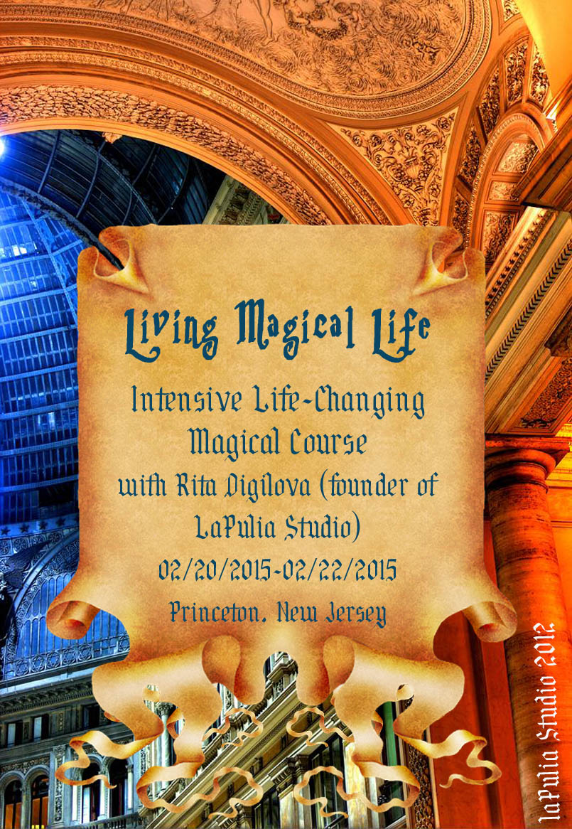 Living Magical Life Course
