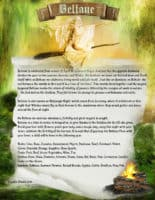 Beltane Pagan / Wiccan Holiday info page 1