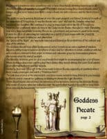 Pagan / Wiccan Goddess Hecate info page 2