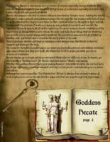 Pagan / Wiccan Goddess Hecate info page 3