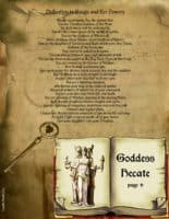 Pagan / Wiccan Goddess Hecate info page 6