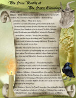 Nine Worlds of the Norse Cosmology pg 2