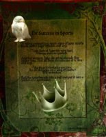 To Win in Sports - magick spell page