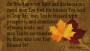 Mabon Pagan holiday card