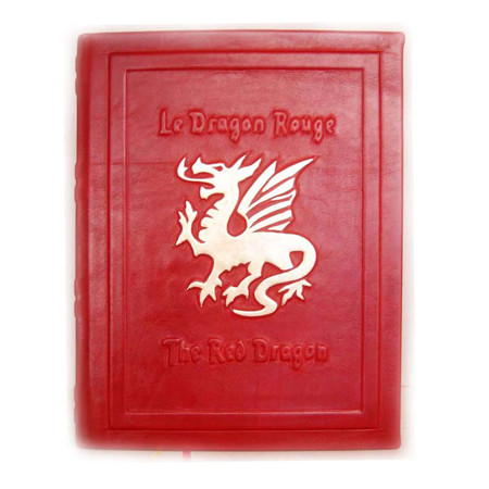 Red Dragon Occult Magick Grimoire