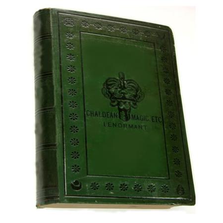 1877 book La Magie Chez les Chaldeens (Chaldeans of ancient Assyria)