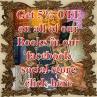Book of Shadows social store 5% off sale