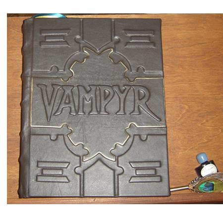 Vampyr - Vampire's Grimoire