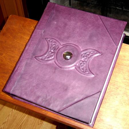 Celtic Moon Book of Shadows