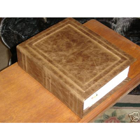 Codex Grimoire Book of Shadows