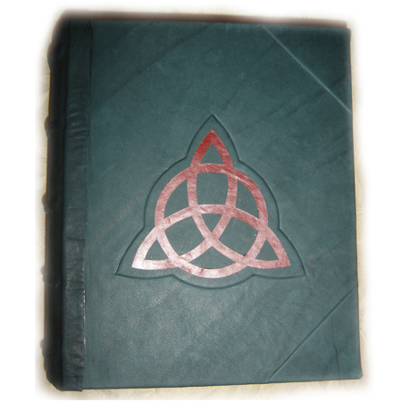 Triquetra Book Of Shadows