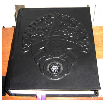 Wizard Oracle Book of Shadows