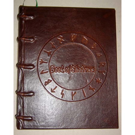 Circle of Runes Book of Shadows