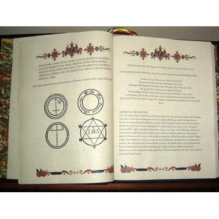 Grand Grimoire - Occult Black Magic Grimoire