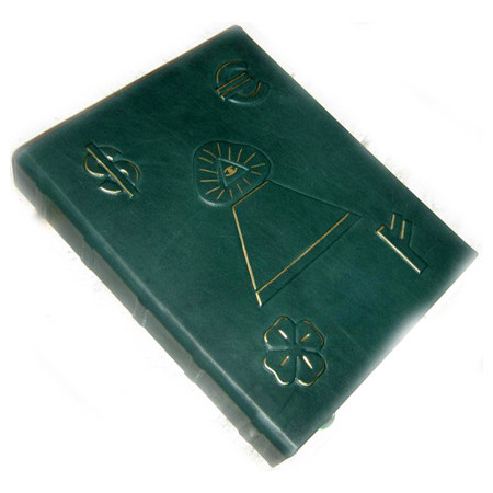 Everlasting Wealth Prosperity Money Magic Grimoire