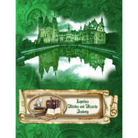 Learn Basics of Magical Practice with School of Witchcraft and Wizardry 1st Year Text Book