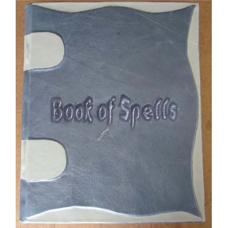 Book of Spells - Spell Book