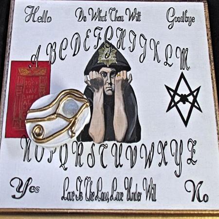 Crowley - Spirit Board