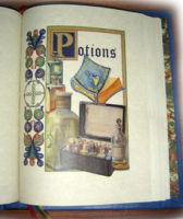 Potions Formulary Magic Grimoire