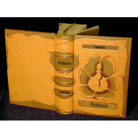Magic Potions Formulary Grimoire