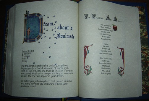 Winter Magic Traditional Witchcraft Book Of Shadows