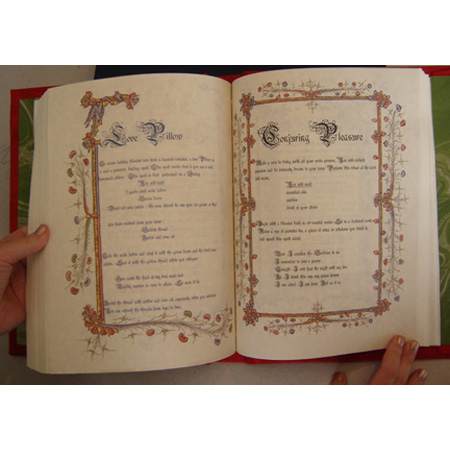 Love Magic Book of Spells