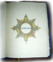 Traditional Witchcraft Grimoire Content