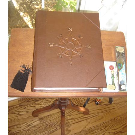Pirate Codex Grimoire