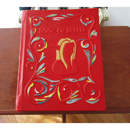 Elves Book of Spells - Spell Book