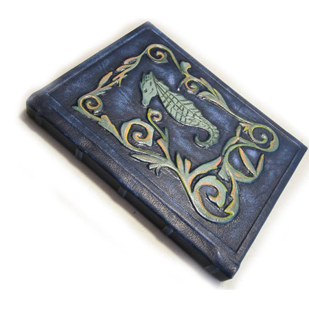 Sea Magic Grimoire Book of Shadows
