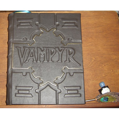 Vampyr - Wiccan Book of Shadows