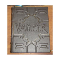 Vampyr Magic Grimoire - Vampire Magic Grimoire