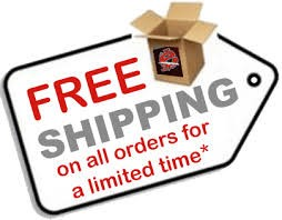 Free Shipping Limited Time Offer