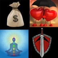 Money, Love, Protection and Healing Magic