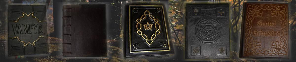 Occult Ancient Books