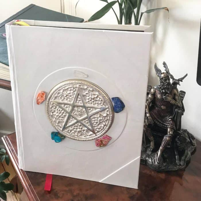 Elemental Magic Traditional Witchcraft Book of Shadows