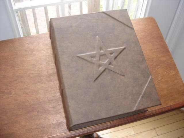 Traditional Witchcraft Grimoire